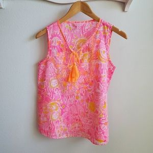 Lilly Pulitzer Lauren more kinis in thr keys top